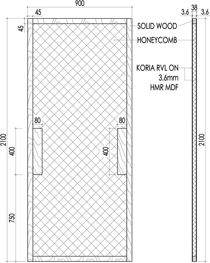 SOKIO-HONEYCOMB-TD
